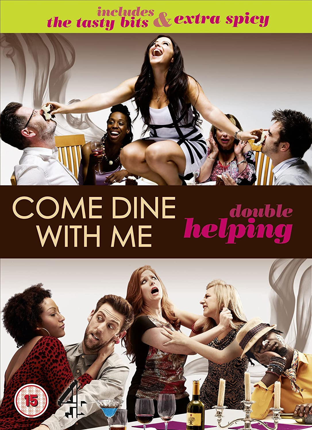 Come Dine with Me   Double Helping [DVD] Amazon.de DVD & Blu ray