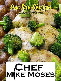 One Pan Honey Glazed Chicken