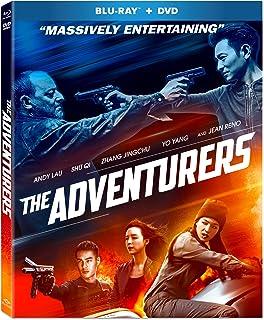The Adventurers [DVD + Blu-ray]