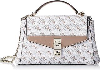 Guess Womens Handbag, White - SG767120
