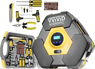 VViViD Deluxe Tire Compressor Safety Kit