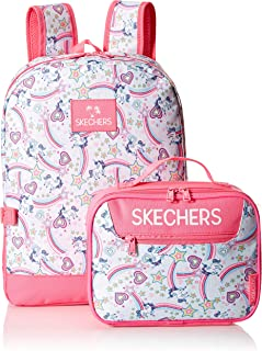 Skechers girls Fushion Combo Backpack Kid's Backpack