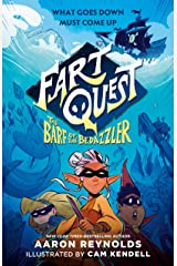 Fart Quest: The Barf of the Bedazzler Kindle Edition