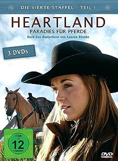 comprar comparacion Heartland - Paradies für Pferde: Die vierte Staffel, Teil 1 Alemania DVD