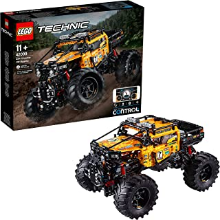 LEGO Technic 4x4 X-treme Off-Roader 42099 Building Kit, New 2019 (958 Pieces)