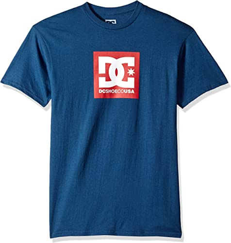 DC Homme ADYZT04464 Manches Courtes T-Shirt