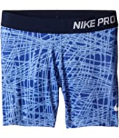 Nike Kids - Pro Hypercool Allover Print Short (Little Kids/Big Kids)