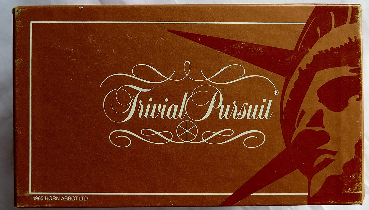 Trivial Pursuit - Welcome to America Edition Card Set (for use with the Master Game)