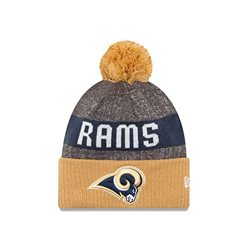 e0e14e7df3e New Era NFL 2016 Reverse Team Color Sport Knit Beanie