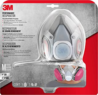 3M 65021HA1-C Household Multi-Purpose Respirator