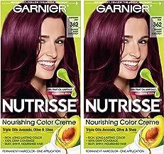 Best garnier nutrisse darkest berry burgundy Reviews