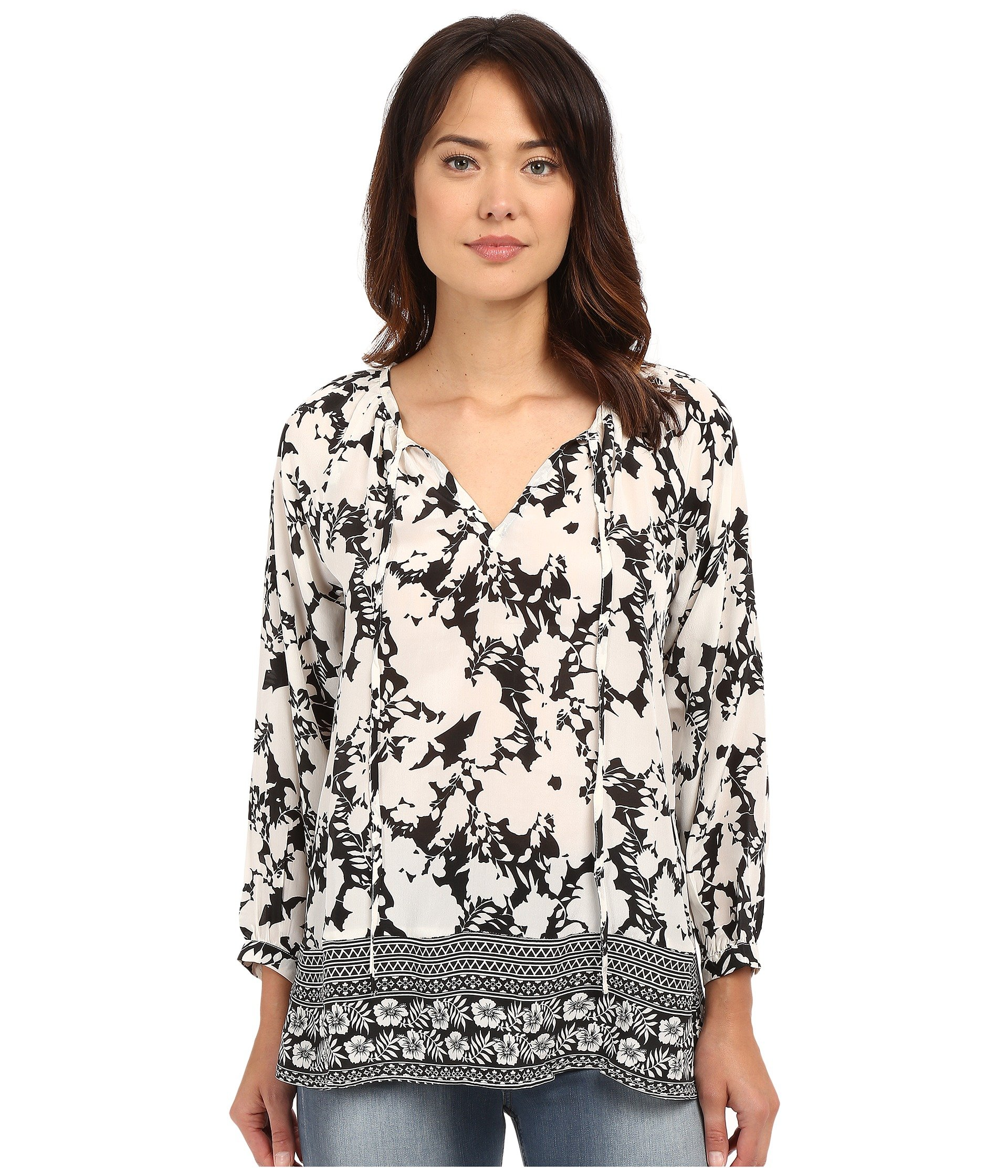 Tolani Megan Long Sleeve Blouse - 707.2KB