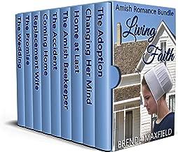 Amish Romance Bundle: Living Faith (English Edition)