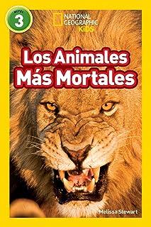 National Geographic Readers: Los Animales Mas Mortales (Dead