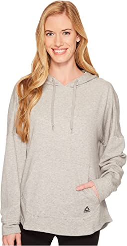 French Terry Long Sleeve Cover-Up