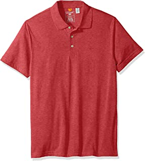 Dockers Men's Short Sleeve Performance Polo