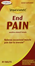 Enzymatic Therapy - Fatigued/Fantastic End Pain- 90 tabs (Pack of 2)