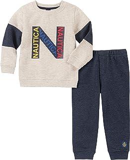 Nautica Baby Boys 2 Pieces Pants Set