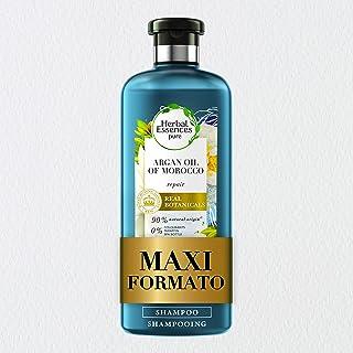 Herbal Essences Shampoo Olio di Argan, Ripara i capelli danneggiati, in Collaborazione con i Giardini Botanici Reali di Ke...