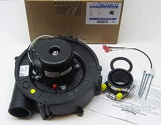 induced draft fan furnace