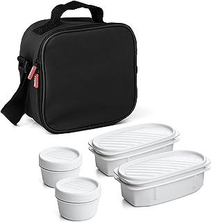 comprar comparacion TATAY 1167500 Urban Food Casual - Bolsa térmica porta alimentos con 4 tapers herméticos incluidos, 3 litros de capacidad, ...