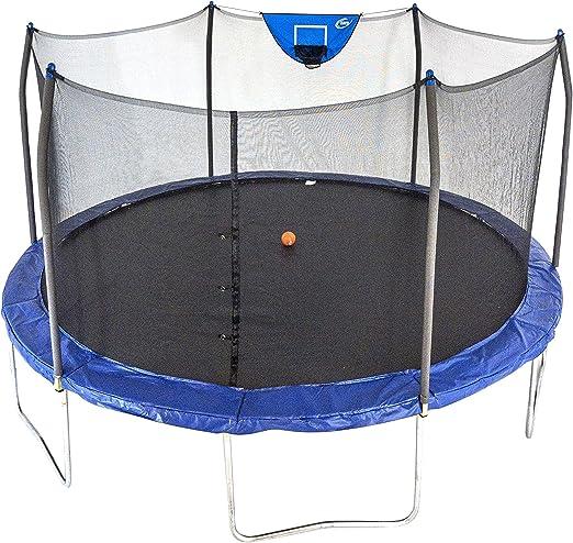 Skywalker Trampolines 15 Foot Jump N Dunk - The Best 15-Foot Trampoline