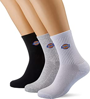 Valley Grove 3-Pack Socks - Assorted-UK 6-9