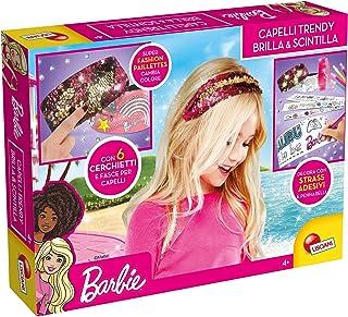 Lisciani Giochi 75126 Barbie Jeux créatifs