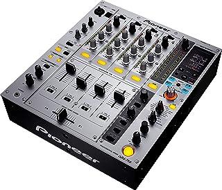 Digital Mixer Pioneer DJM-750S Mid-Range a 4canales color Silver garantía Pioneer Italia