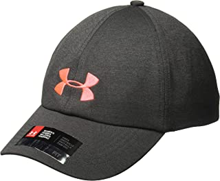Under Armour Women's Renegade Cap, Charcoal/After Burn, One Size