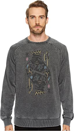 Lucky Brand - Venice Burnout Sweatshirt