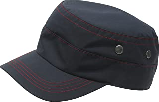 [ろしなんて工房] 帽子 撥水 ワークキャップ SP284 防水発汗531 大きいサイズOK [日本製]