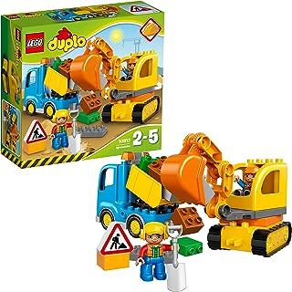 """レゴ (LEGO) デュプロ デュプロ®のまち""""トラックとショベルカー"""" 10812"""