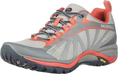 Merrell femmes Siren Edge Trail Runner, Vapor, 6 B(M) US