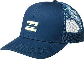Billabong Men's All Day Adjustable Mesh Back Trucker Hat, Dark Green, ONE