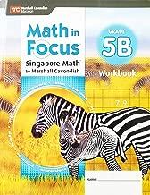 Math in Focus (STA): Student Workbook B Grade 5