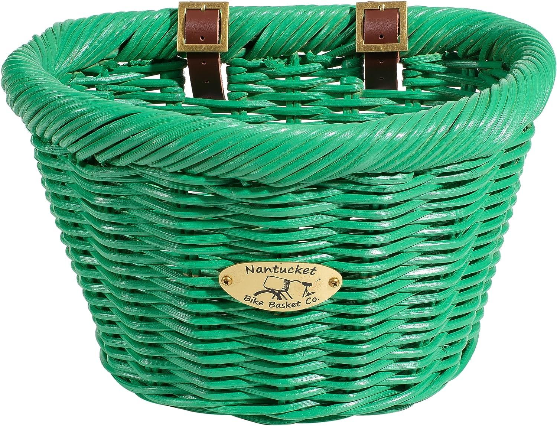 Nantucket Bicycle Basket Co. Cruiser Adult DShape Basket