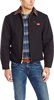 Men's Rigid Duck Blanket Lined Jacket