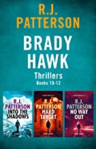 The Brady Hawk Series: Books 10-12 (The Brady Hawk Series Boxset Book 4)