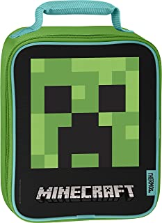 Thermos Soft Lunch Kit, Minecraft – Upright