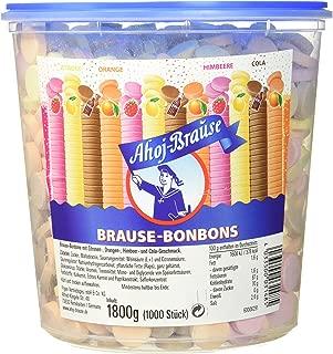 Frigeo Ahoj Brause Bonbons fizzy candy, 1000 pcs