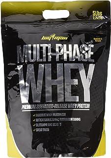 Big Man Nutrition Multi-Phase Whey Complejo