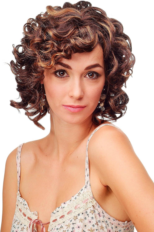 WIG ME UP - DW414-1BT33-H27K Cash special price Lady shoulder Luxury le Quality Wig medium