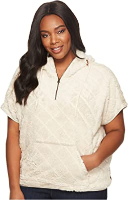 Columbia - Plus Size Fire Side Sherpa Shrug