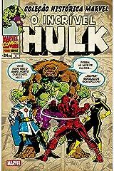 Coleção Histórica Marvel: O incrível Hulk v. 6 (Portuguese Edition) Kindle Edition