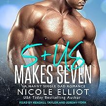 5+Us Makes Seven: A Nanny Single Dad Romance (Baby Makes Three, Book 5)