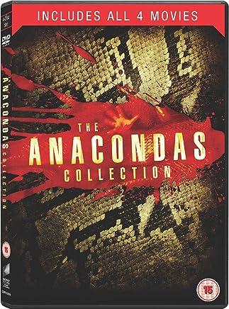 Anaconda 1-4 Box Set