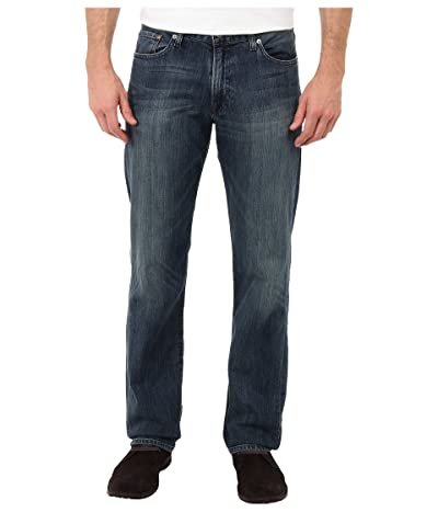 Lucky Brand 221 Original Straight in Blue Gold (Blue Gold) Men