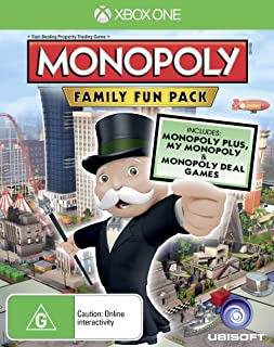 Monopoly Deluxe Edition - Xbox One