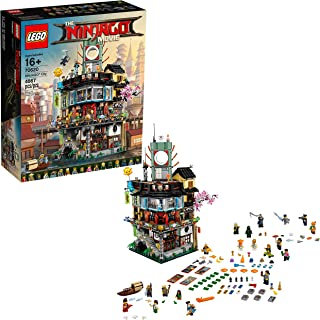 LEGO Ninjago City 70620 Building Kit (4867 Piece)